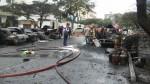 Explosión en San Isidro: Zeta Gas afirma que cubrirá los gastos de heridos - Noticias de explosiones