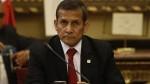 Comisión Lava Jato entrevistará a Ollanta Humala en la prisión de la Dinoes - Noticias de inpe