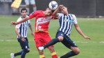 Alianza Lima igualó 3-3 ante Sport Huancayo en Matute - Noticias de alexis cossio