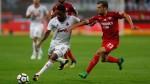 Jefferson Farfán jugó 90 minutos en la victoria del Lokomotiv - Noticias de bolivia