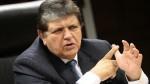 García: Pésimo destituir a procuradoras que denuncian nexos de PPK con Odebrecht - Noticias de alan garcia perez