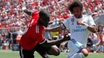 Manchester United venció 2-1 por penales al Real Madrid en amistoso - Noticias de california