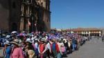Cusco: desde este miércoles descontarán remuneraciones a docentes en huelga - Noticias de suter