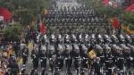 Fiestas Patrias: Parada Militar tendrá una duración de dos horas - Noticias de parada militar