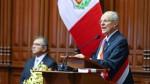 Fiscalía sobre mensaje de PPK: Se esperaba liderazgo contra la corrupción - Noticias de megaoperativos