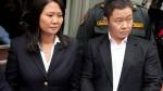 Keiko y Kenji Fujimori visitaron a su padre Alberto por separado - Noticias de alberto fujimori
