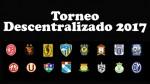 Torneo Apertura 2017: conoce la programación de la fecha 14 - Noticias de sport huancayo
