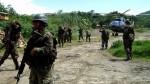 VRAEM: enfrentamiento con presuntos terroristas deja un muerto y tres heridos - Noticias de pichari
