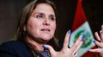Caso Lava Jato: ministra sostiene que nuevo procurador pasó revisión exhaustiva - Noticias de daniel morales