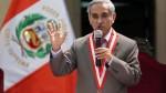 """Rodríguez dice que ningún juez """"está vacunado"""" para no tener preferencia política - Noticias de consejo nacional de la magistratura"""