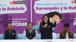 García: Solo el 4% de médicos de Lima acata la huelga - Noticias de patricia garcía