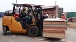 Chosica: módulos de vivienda para damnificados por Fenómeno El Niño son supervisados - Noticias de fenómeno el niño