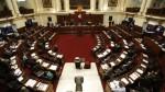 Congreso: siete comisiones parlamentarias se instalan hoy lunes - Noticias de accesitarios