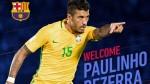Paulinho fichó por el Barcelona por 40 millones de euros - Noticias de el hueco