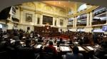 Congreso aprobó imprescriptibilidad para delitos de corrupción - Noticias de miguel torres