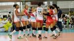 Selección peruana de vóley derrotó 3-0 a Venezuela en el Sudamericano - Noticias de chile