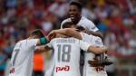 Jefferson Farfán dio pase gol y el Lokomotiv remontó 4-3 al Spartak - Noticias de 90 segundos