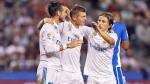 Real Madrid debutó en la Liga con goleada 3-0 sobre el Deportivo La Coruña - Noticias de futbol internacional barcelona