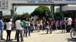 Tarapoto: siete postulantes a la Universidad Nacional de San Martín fueron detenidos - Noticias de ciudad universitaria