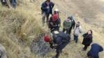 Equipo forense de la Fiscalía evalúa hallazgo de posible fosa común en Huancayo - Noticias de caso orellana