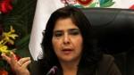 Ana Jara denunció que su madre murió por falta de atención en EsSalud - Noticias de gabinete jara