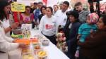 Campaña contra la anemia del Minsa atendió a 10 mil personas - Noticias de patricia garcía