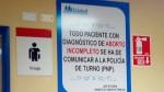 Abancay: cartel sobre el aborto en Essalud causa indignación en redes - Noticias de afiches