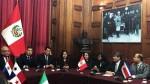 Congreso: 'defensores de la familia' se reunieron con un grupo de parlamentarios - Noticias de julio rosas