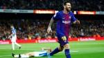 Barcelona goleó 5-0 Espanyol con triplete de Messi y en el debut de Dembélé - Noticias de leo messi