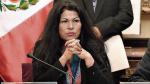 Yesenia Ponce: denuncian que pagó a director de colegio por certificado - Noticias de daniel vera