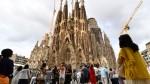 Barcelona: Policía confirma falsa alarma cerca de Sagrada Familia - Noticias de atropellada