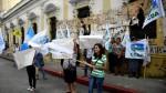 Guatemala: Congreso mantiene inmunidad al presidente Jimmy Morales - Noticias de jimmy zegarra