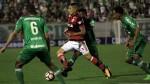 Con Paolo Guerrero, Flamengo igualó 0-0 con Chapecoense en la Sudamericana - Noticias de flamengo