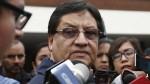 Caso Negociazo: Fiscalía investiga pagos al entorno de Carlos Moreno - Noticias de hospital loayza
