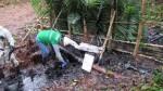 Loreto: OEFA supervisa derrames de petróleo en el Oleoducto Norperuano - Noticias de petroperú