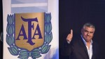 Presidente de la AFA confesó que fue su idea jugar ante Perú en La Bombonera - Noticias de seleccion argentina