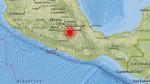 México: un nuevo terremoto de 7.1 grados se registró esta tarde - Noticias de méxico