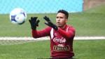"""Médico de Perú sobre Gallese: """"Lo más probable es que llegue ante Colombia"""" - Noticias de eliminatorias"""