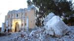 Terremoto en México: bebé murió durante su bautizo tras derrumbe de iglesia - Noticias de bebé