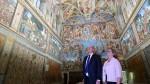 PPK quedó deslumbrado por el Vaticano durante su visita al papa Francisco - Noticias de ppk