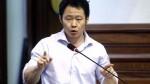 Kenji sobre proceso disciplinario: ¿Las acusaciones son para reír o para llorar? - Noticias de kenji fujimori