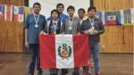 Perú: estudiantes ocupan primer lugar en Olimpiada Internacional de Matemáticas - Noticias de marcelo moya ochoa