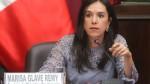 """Glave sobre posible indulto: """"Nadie debe morir en la cárcel"""" - Noticias de pedro pablo kuczynski"""