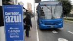 Corredores Morado, Azul y Javier Prado emplearán tarjetas provisionales de pago - Noticias de javier mendoza