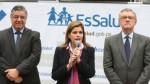 EsSalud: Mercedes Aráoz anuncia atención de 12 horas en hospitales - Noticias de mercedes aráoz