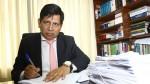 OCMA amonesta al juez Abel Concha por demoras en el caso Ecoteva - Noticias de caso ecoteva